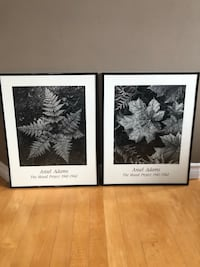 Ansel Adams black and white prints Langley, V2Y 1L5