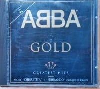 CD DE ABBA. GOLD Oviedo