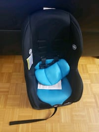 baby's blue and black car seat carrier Toronto, M3M 1A9