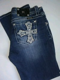 blue Miss Me denim bottoms Clovis, 88101