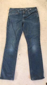 Like new American eagle jeans size 8 Wilmington, 28405