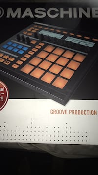 Maschine Groove Production Studio Bradford West Gwillimbury, L3Z 0H4
