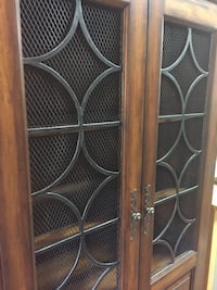 Great Looking China or Storage Cabinet Melbourne, 32901