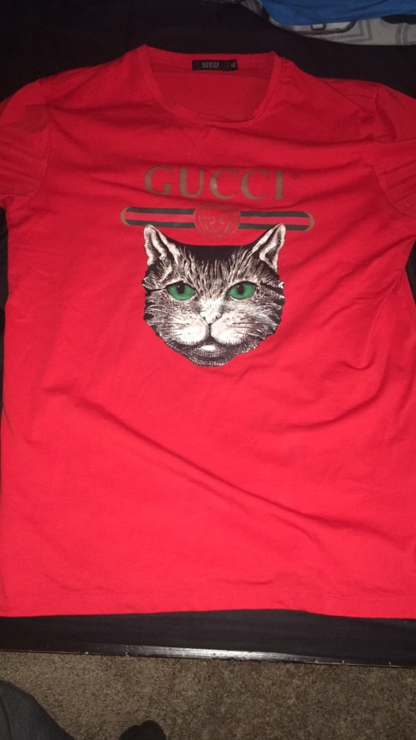 Brand new authentic Gucci shirt