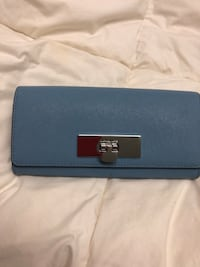Slightly used Baby Blue authentic Micheal Kors wallet  Toronto, M3M 2J2