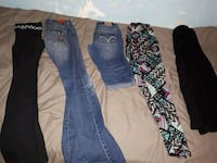 Girl teen clothes (Lot No.3) Regina, S4R 4Y3