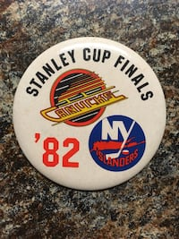 1982 Stanley Cup Finals Pin