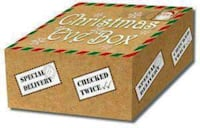 Christmas eve boxes  Greater London, IG11 9JU
