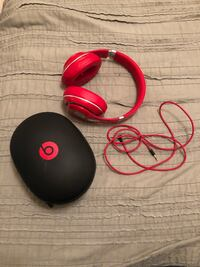Beats red headphones  Fairfax, 22031