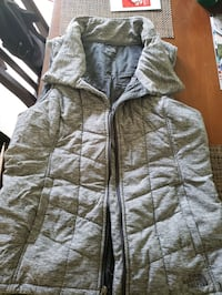 North Face womens grey vest  Maple Shade Township, 08052