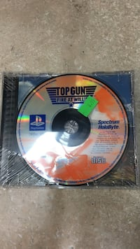 Sony PlayStation game