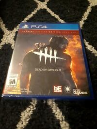 PS4 Dead by Daylight *sealed Thorold, L2V 4L5