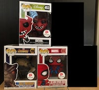 Walgreens Exclusive Funko Pops Mississauga, L5B 2A8