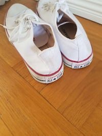 vita Converse All Star låga sneakers Bro, 197 30