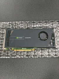 NVidea Quadro 4000 Graphics Card Toronto, M1G 3S5