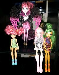 4 Monster High Ridgewood, 11385