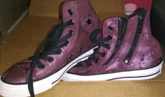 5.5 Girls High Top Converse