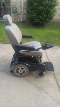 black and gray mobility scooter Houston, 77044