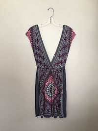 Women's FULL TILT 100% rayon slinky dress Size-XS Manasquan, 08736