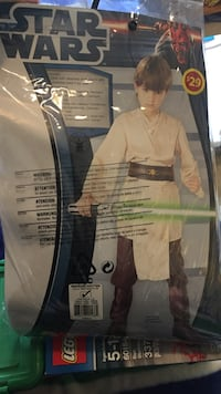 Halloween-Jedi Knight costume Burnaby, V3N 5E4