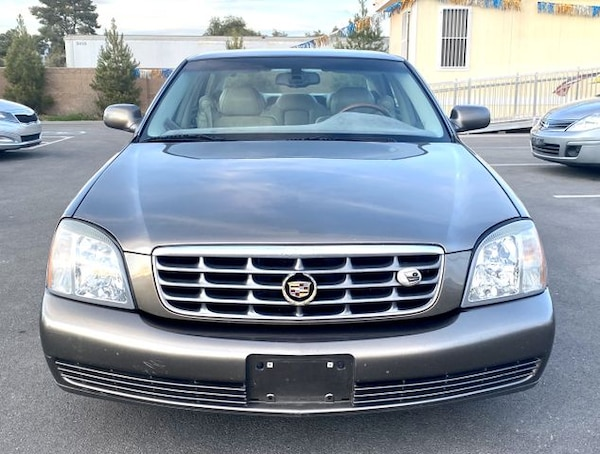 2003 Cadillac DeVille for sale 1