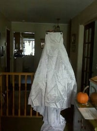 HANDMADE WEDDING DRESS  (Unfinished) Innisfil, L9S 4S4