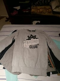 Grey Racing Club sweatshirt 6552 km