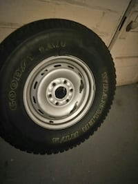 Tahoe spare tire Cleveland, 44110