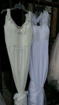 white formal dresses Commerce, 90040
