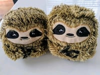 NWT - Sloth Slippers by Typo. Size M/L Charlotte, 28270