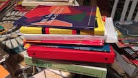 Assorted-titles teacher Resource books