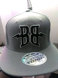 gray BB fitted cap Denver, 80246