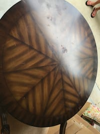 round brown wooden table top Indian Trail, 28079