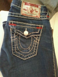 blue True Religion denim bottoms Calgary, T1Y
