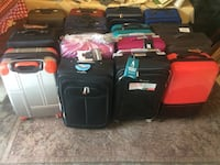 Hardcover and Softcover Luggage Suitcases  Toronto, M2J 1J9