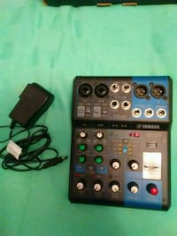 Brand new Yamaha MG60X audio mixer  Toronto, M1V 1Z7