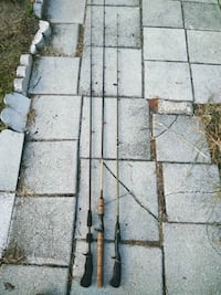 3 fishing poles Highlands County, 33870