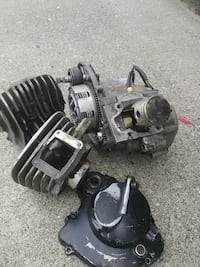 Kdx 80 motor for parts negotiable Mechanicville, 12118