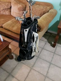 Taylormade bag and 845s irons