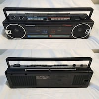 Magnavox radio with cassette player D 8367 Gaithersburg, 20878