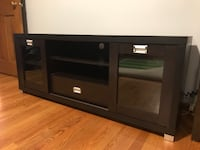 """58"""" L x 24"""" H x 16"""" W - awesome piece of furniture fully assembled and in perfect condition. Originally $200"""