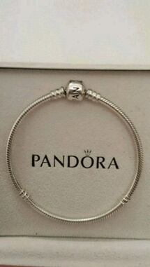 Authentic Pandora Silver Bracelet