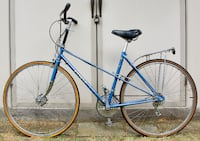 Vintage Womens Apollo Mixte Bike VANCOUVER
