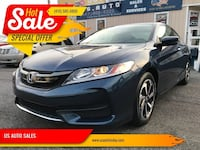 Honda Accord Coupe 2016 Baltimore