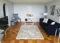 MUST SELL, MAKE AN OFFER! White Shag Rug Fort Washington