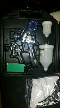 Paint Spray Gun Set Milton, L9T 0Y4