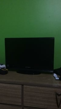 black Philips flat screen TV Calgary, T2N 2T6