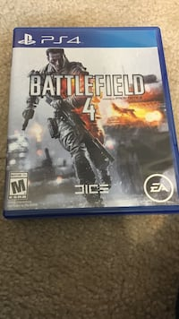 Battlefield 4 PS4 game case Frederick, 21704