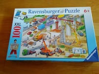 Ravensburger Vehicles in the city Jigsaw Puzzle Oslo, 0875