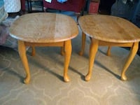 Pair of sturdy end tables. Wading River, 11792